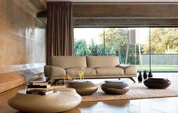 Model Kursi Sofa Minimalis