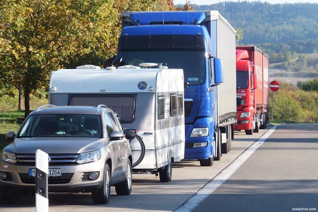 ヨーロッパの高速道路 EU-motorway
