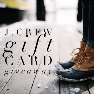 $200 J.Crew Gift Card