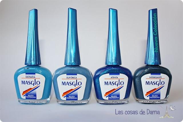 Colección Jean Day Masglo manicura