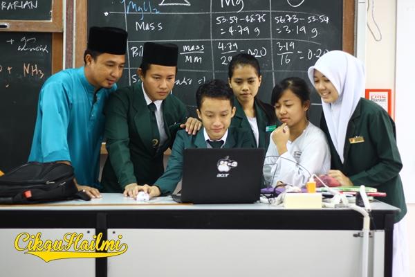 Guru yang hebat adalah guru yang berjaya melahirkan pelajar yang pandai belajar