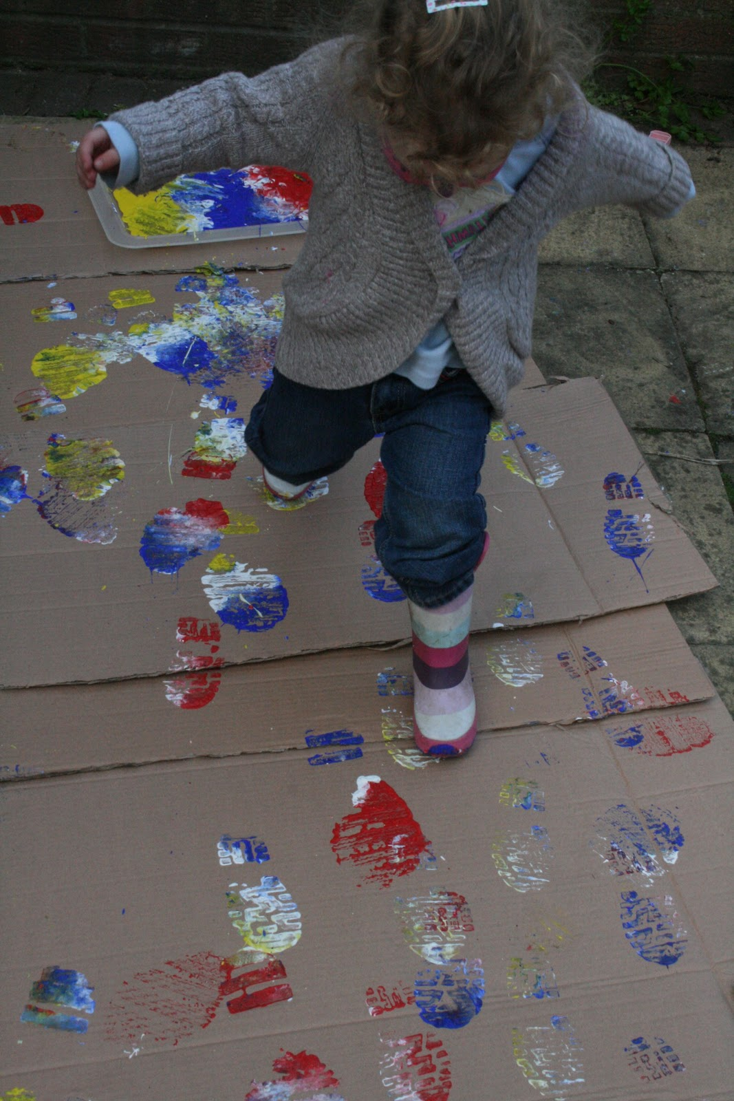 Wellie Boot Printing The Imagination Tree What is your strength score? the imagination tree