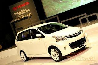 Konsumsi BBM Toyota All New Avanza