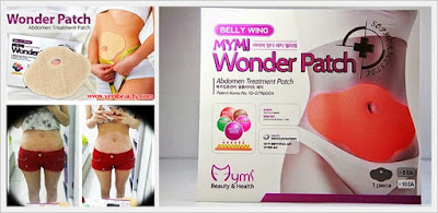 Koyo pelangsing Mymi Wonder patch Original