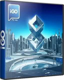 iGO 8 GPS Completo Download Baixar Gratis