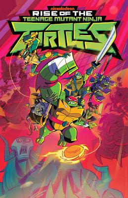 Rise Of The Teenage Mutant Ninja Turtles 2018 DVD R1 NTSC Latino