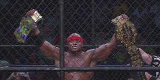 TNA - Edwards lo pierde todo y Lashley es doble campeón de TNA y X Division
