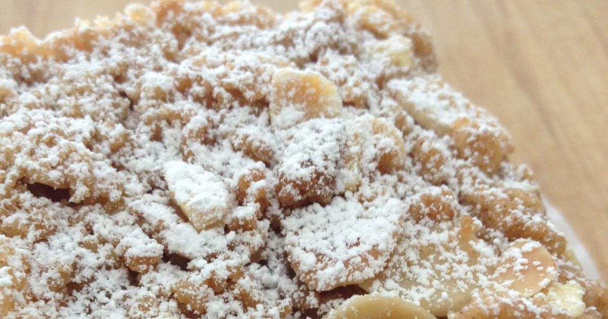 Dough And Batter Peach Amp Almond Buttermilk Coffee Cake