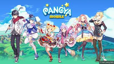 LINE PANGYA Mobile Apk Mod (Open Beta)
