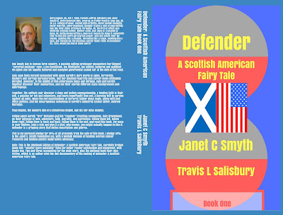 Cover For Defender Minibook One Paperback