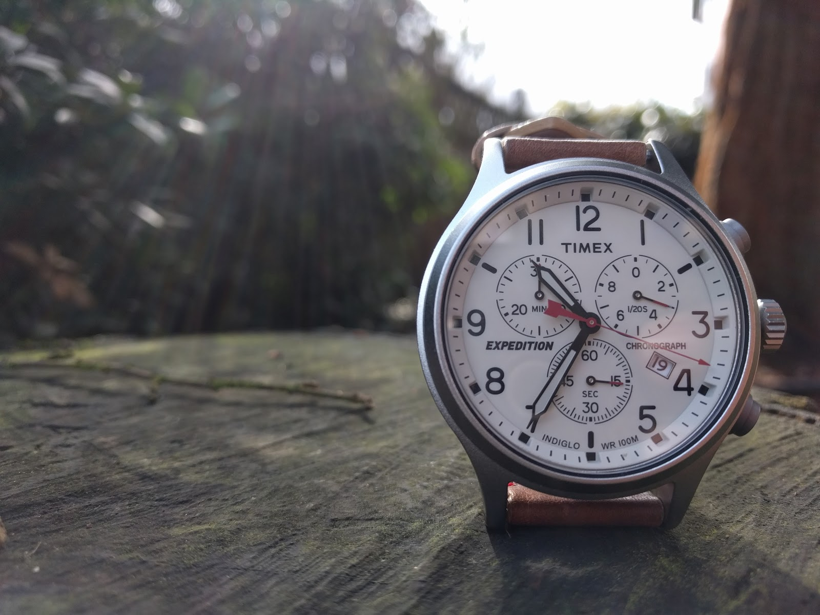 Urban Trailseeker Product Review Timex Expedition Scout