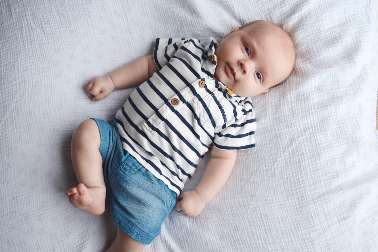 The best selection of baby boy clothes is here at Gap. Find stylish and cute baby boy clothes in this fun collection. Sign up to receive emails and Get 20% off your next full-price purchase*.
