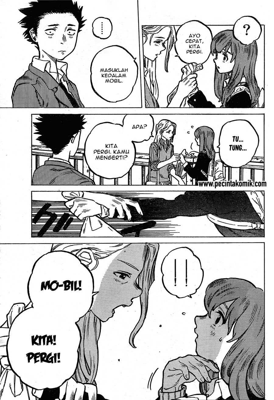 Koe no Katachi Chapter 07-9