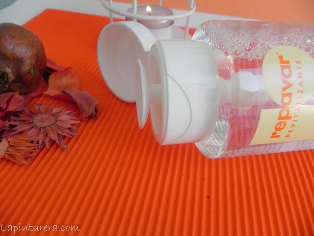agua micelar formato