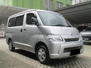 Daihatsu Gran Max autobild