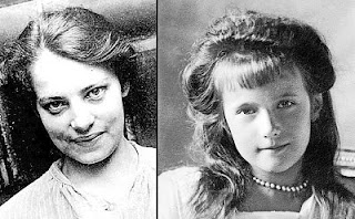 Anna Anderson vs Anastasia Romano