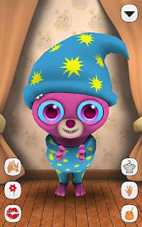 Nowe aplikacje na App Store - Talking Baby Bear & Talking Dragon dla dzieci