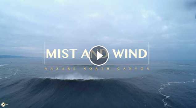 Nazare XXL - Mist and Wind
