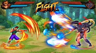 Game Ultimate Street Fighting App