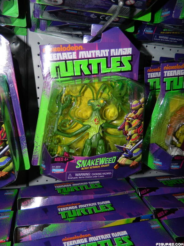 The Epic Review: Action Figure Review: Snakeweed from TMNT by Playmates  Toys (Confirmed: Good and a 1/2) | 800x600