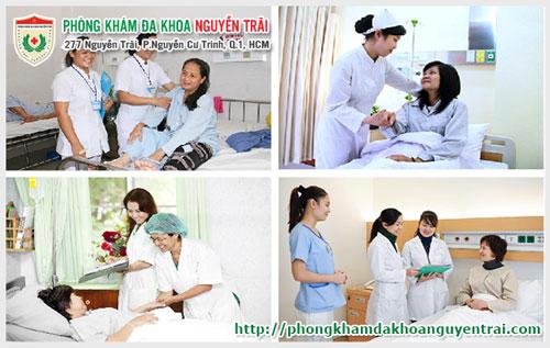 Bệnh phụ khoa nữ giới thường mắc phải-https://benhlynamkhoa115.blogspot