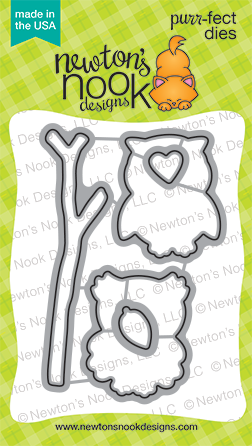 What a Hoot Owl Die Set | Newton's Nook Designs #newtonsnook