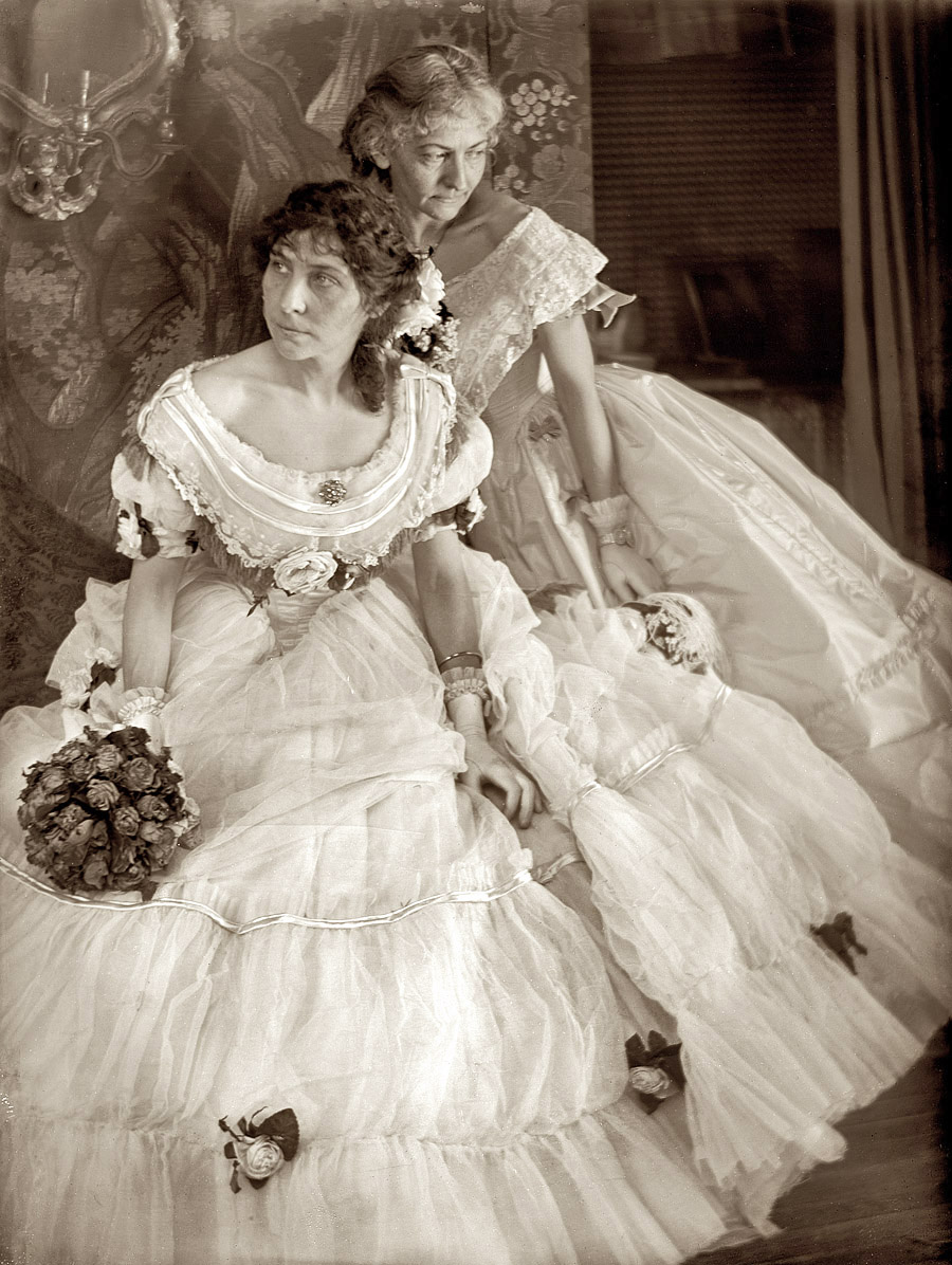 History in Photos Gertrude Kasebier
