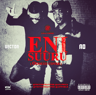 "JPEG: Vector- ""Eni Suru [Ooouuu Cover]"""