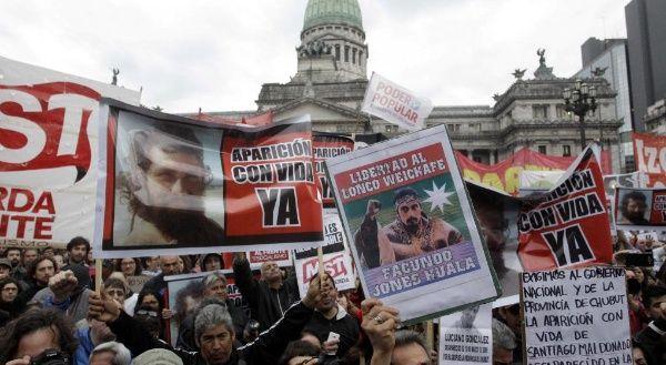 ONU critica al Gobierno de Macri por caso de Maldonado