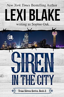 Blog Tour Book Review: Siren In The City by Sophie Oak