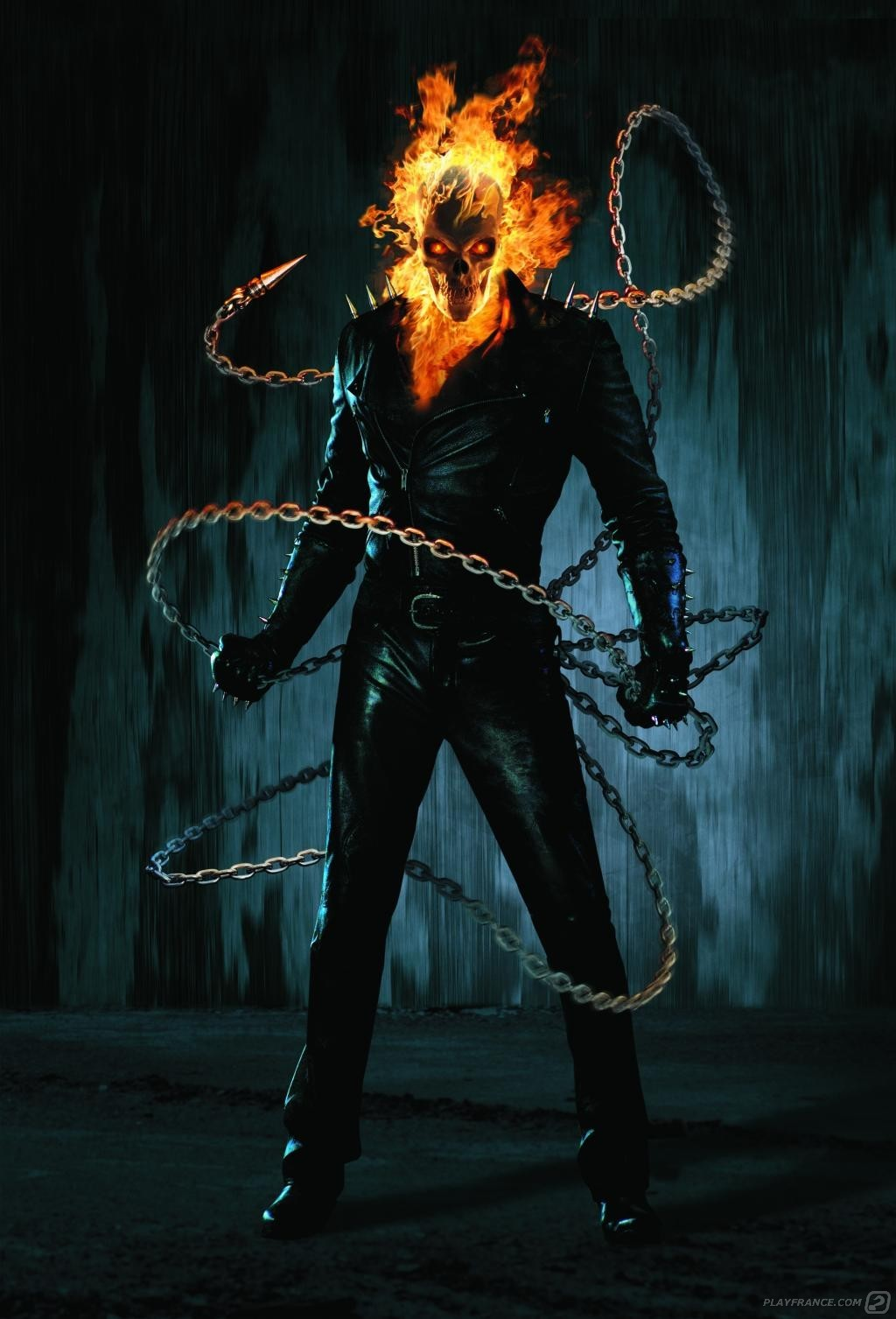Play Free Halloween Ghost Rider Game - Online Games On
