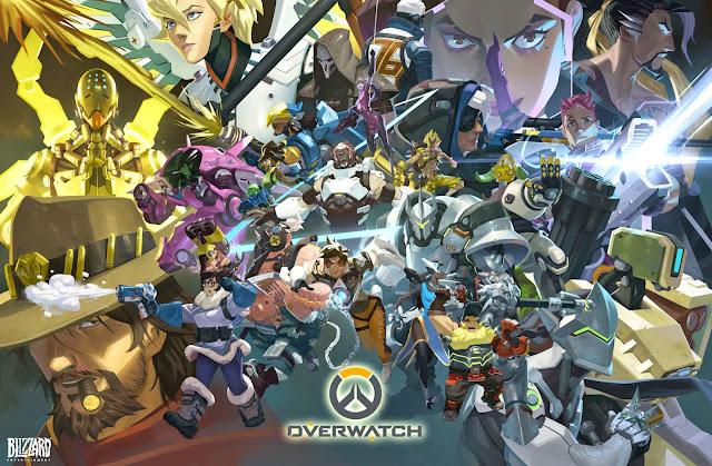 Blizzard afirma haber reducido la toxicidad en Overwatch en un 40%