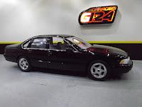 Chevy Impala 94 revell 1/25
