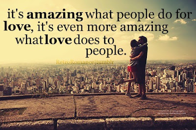 Quotes About Amazing Love