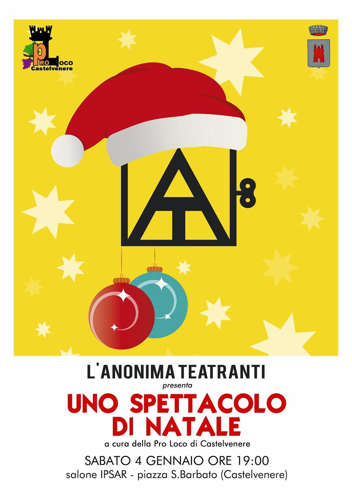 Manifesto natale, Castelvenere