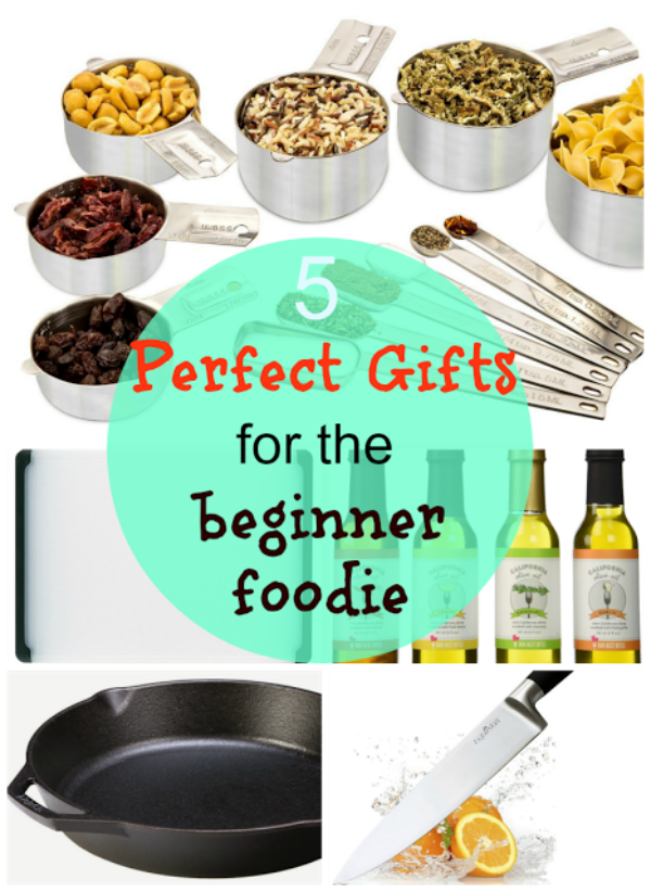 A foodie gift guide