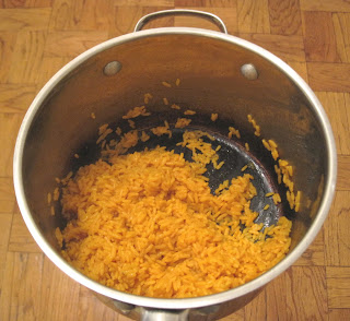 Yellow Rice Veega