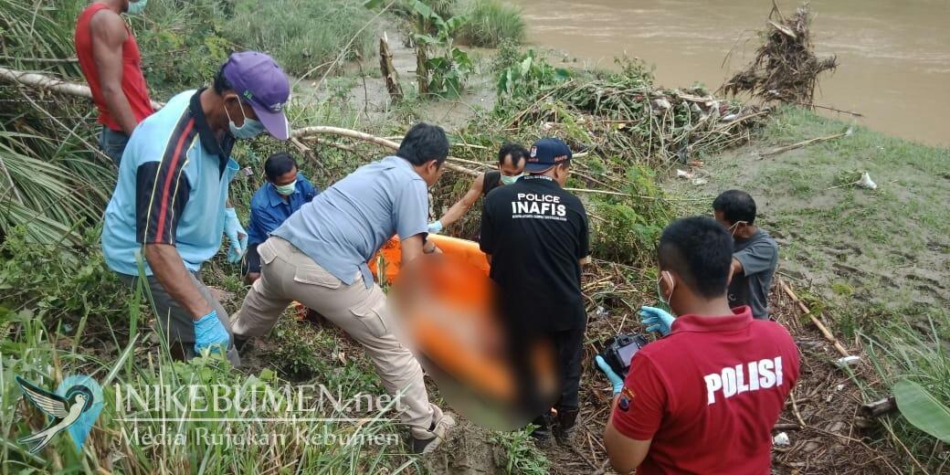 Mayat Perempuan Tanpa Pakaian Ditemukan di Sungai Lukulo