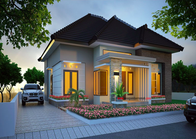 This house is small but it is so beautiful inside check for Small house design 2018
