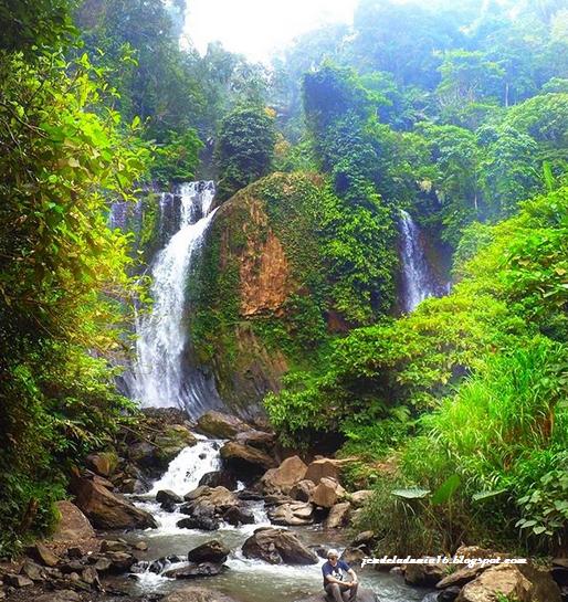 Mengeksplor Pesona Keindahan Air Terjun Lembah Pelangi Tanggamus