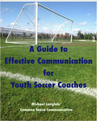 A MUST READ FOR YOUTH SOCCER COACHES!