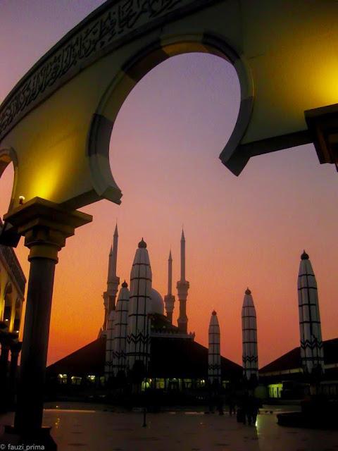 Mesjid Agung kota Semarang