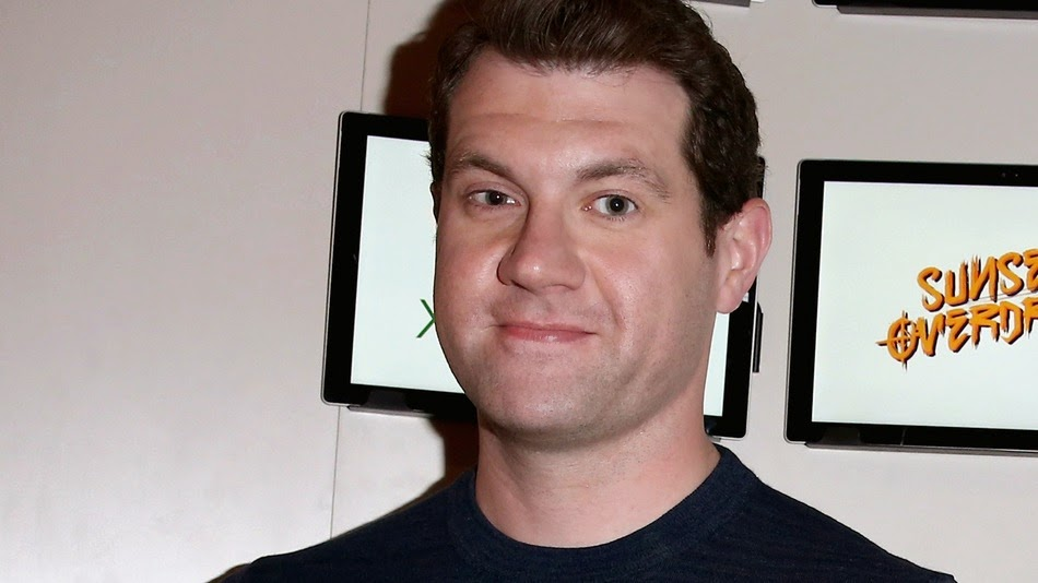 Billy Eichner em breve será Billy no Hulu