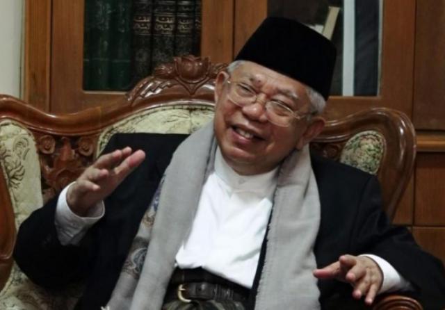 KH Ma'ruf Amin: NU Pendiri Bangsa Ini