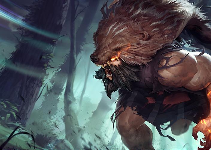 [Mùa 8 - Udyr Guide Jungle] Cách lên đồ Udyr đi rừng mùa 8