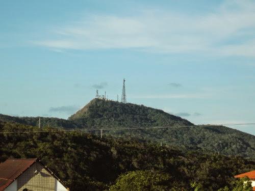 O Pico Alto é o segundo ponto mais alto do Ceará (Foto: Aline Lima)