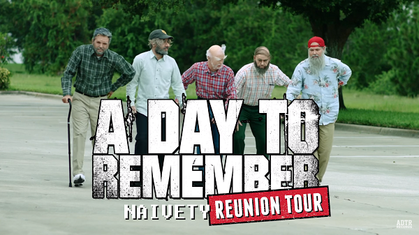 Lirik Lagu Naivety A Day To Remember dan terjemahan