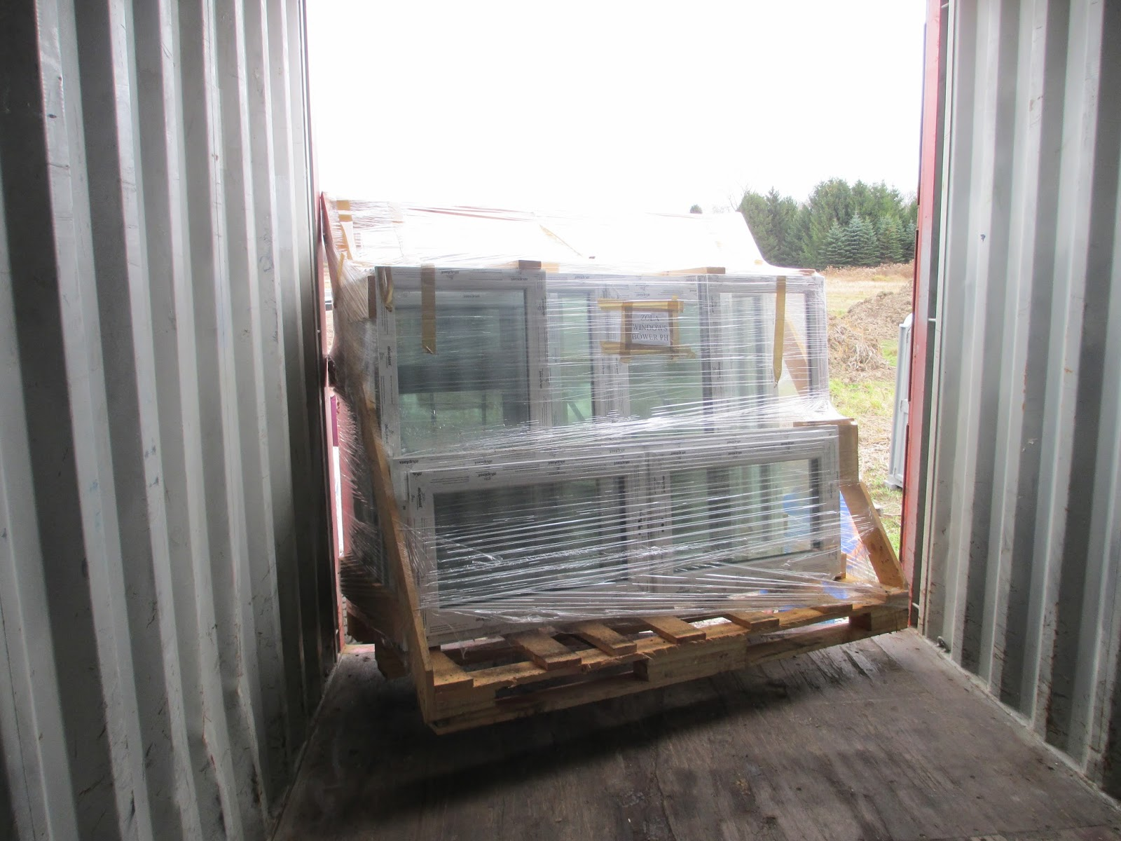 Rochester passive house window delivery for Window manufacturers