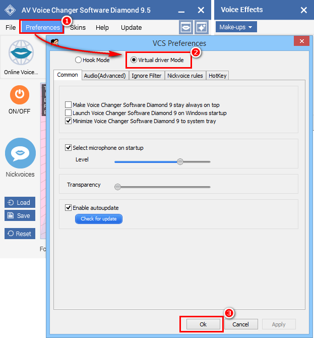 Call Voice Changer: Amazingly Simple VOIP Voice Changer for