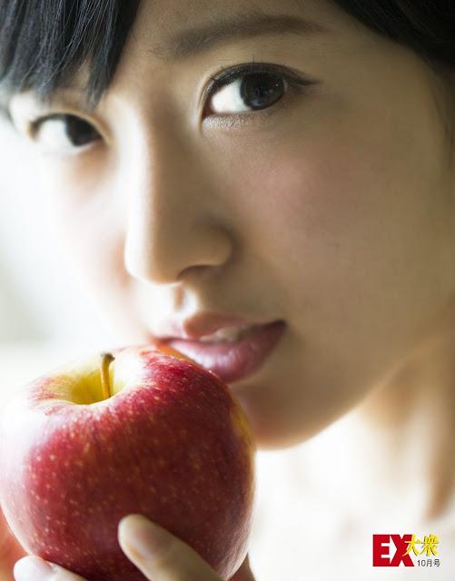 須藤凛々花 Sutou Ririka EX Taishu Photos